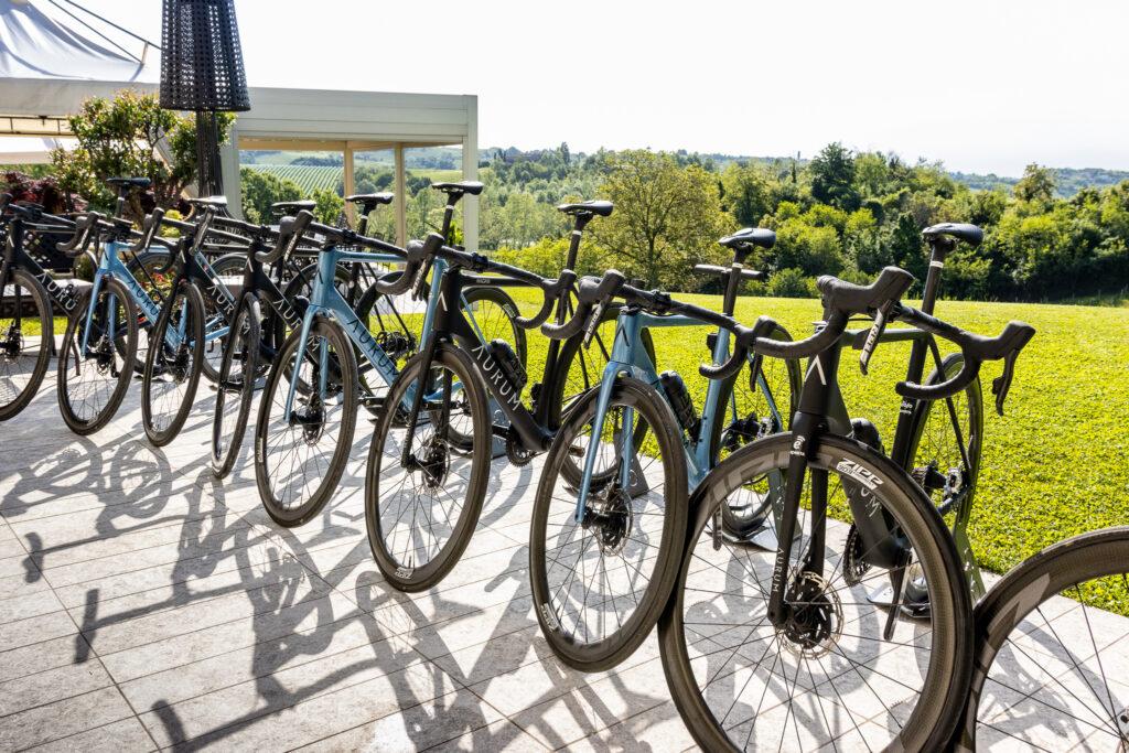 Fleet demo bikes